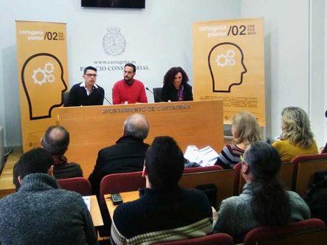 Presentación Cartagena Piensa 2º trimestre